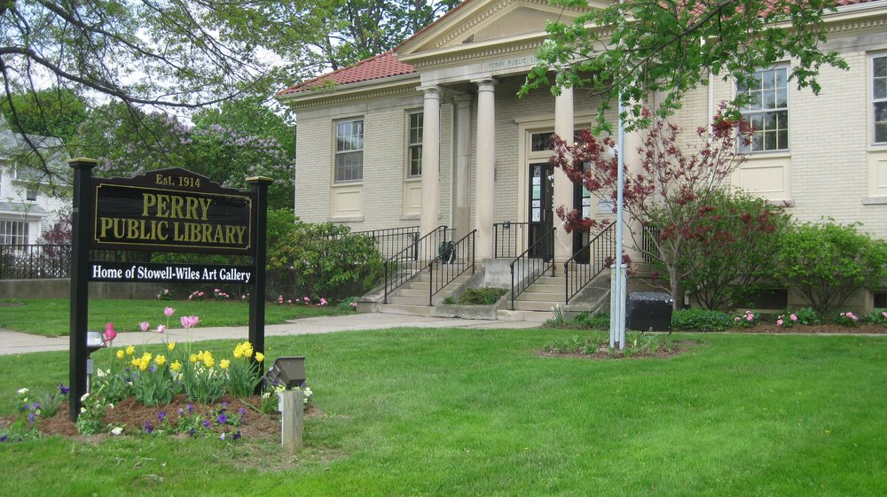 Perry Public Library: 70 N Main St, Perry, NY