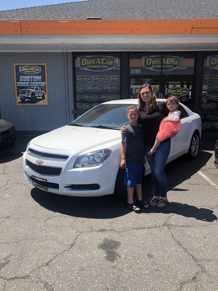 Own A Car - 5788 N Blackstone Ave, Fresno, CA - 2019 All You