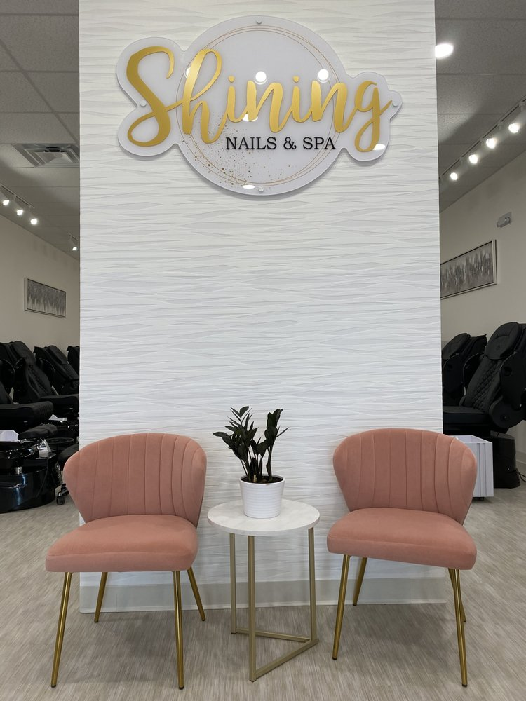 Shining Nails & Spa: 2301 West Pleasant Grove Rd, Rogers, AR