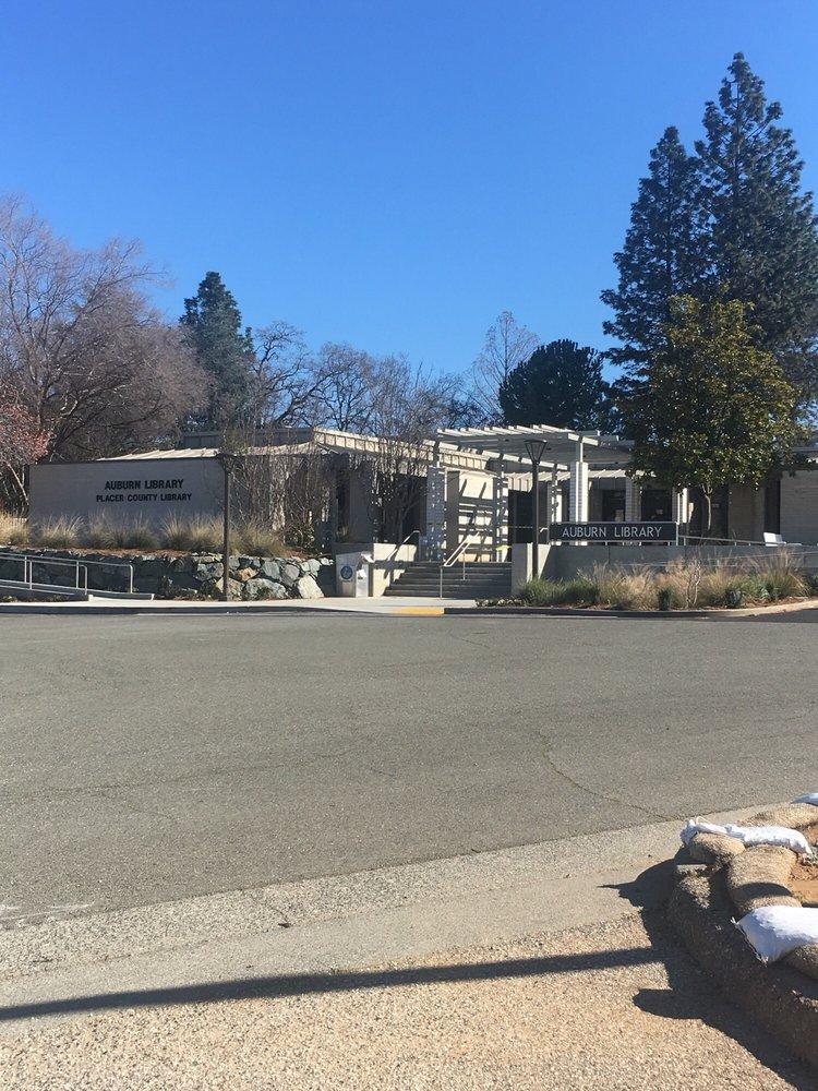 Auburn/ Placer County Library: 350 Nevada St, Auburn, CA