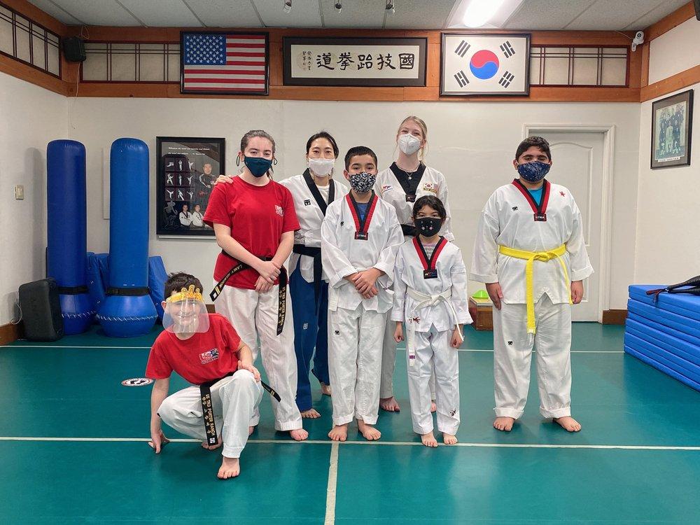 US Taekwondo Porter Ranch
