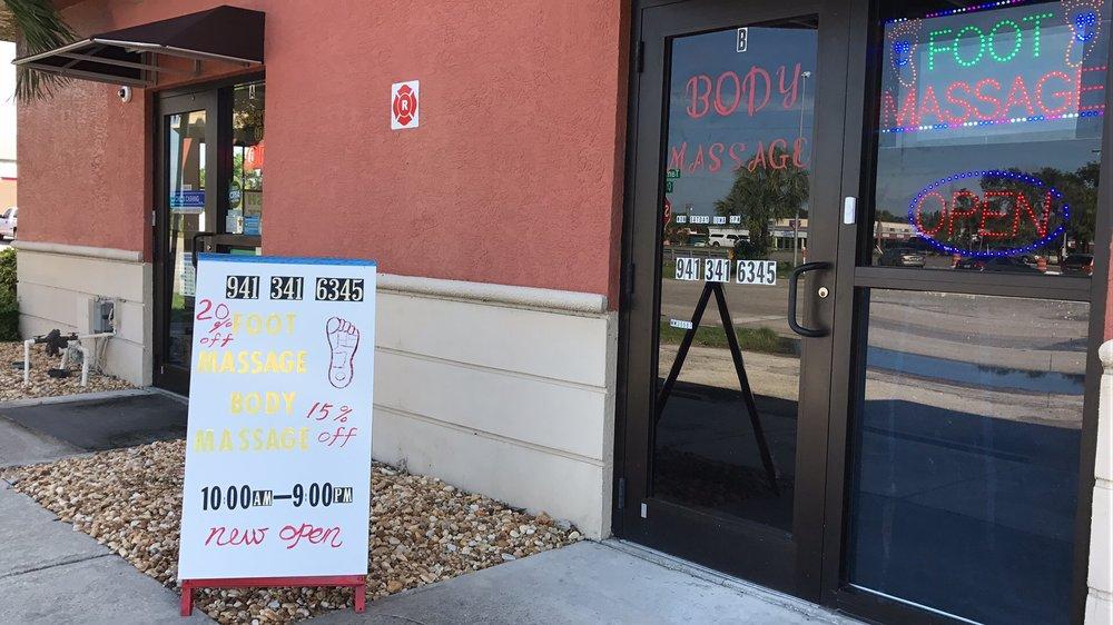 Jasmine Bee Foot Body Massage: 3718 Tamiami Trl, Port Charlotte, FL