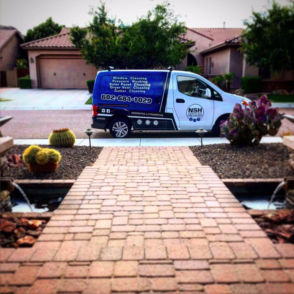 NSH Services: 24631 North 37th Ave, San Tan Valley, AZ