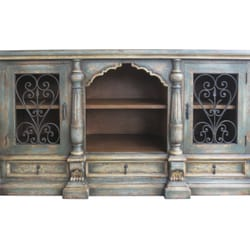 Photo Of Koenig Home Collection   Houston, TX, United States. Hand Painted  Sideboard