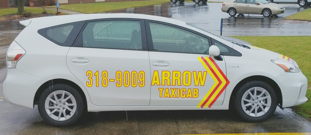 Arrow Taxicab Service: Urbana, IL