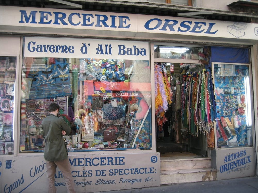 Knitting Supplies Near Me : Mercerie orsel knitting supplies rue d
