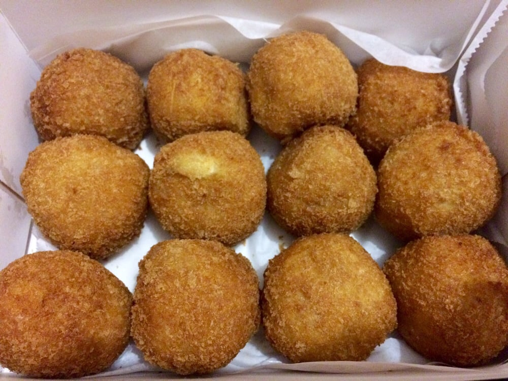 Porto's Bakery & Cafe - Burbank, CA, United States. Potato Balls