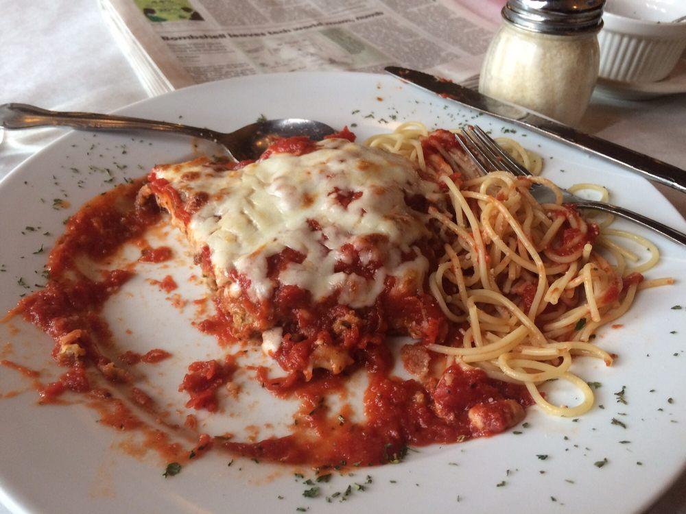 Roma Ristorante Italiano: 104 S Main St, Aberdeen, SD