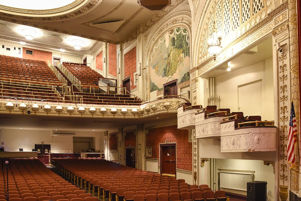 The Palace Theatre: 21 W Otterman St, Greensburg, PA