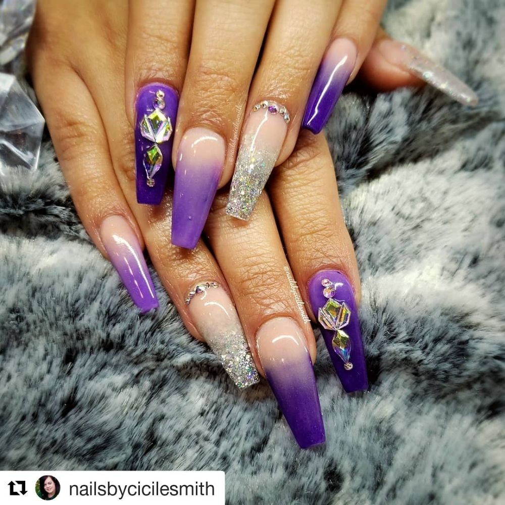 Nails By Cicile Smith: 119 Commons Dr, Eugene, OR