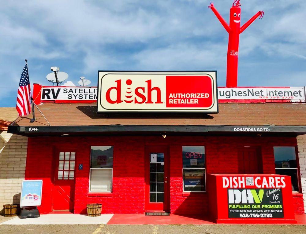 Electronic System Sales DBA Dish Tech: 8744 E State Rte 69, Prescott Valley, AZ