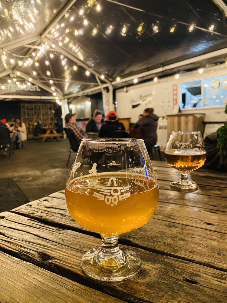 Beergarden: 777 W 6th Ave, Eugene, OR