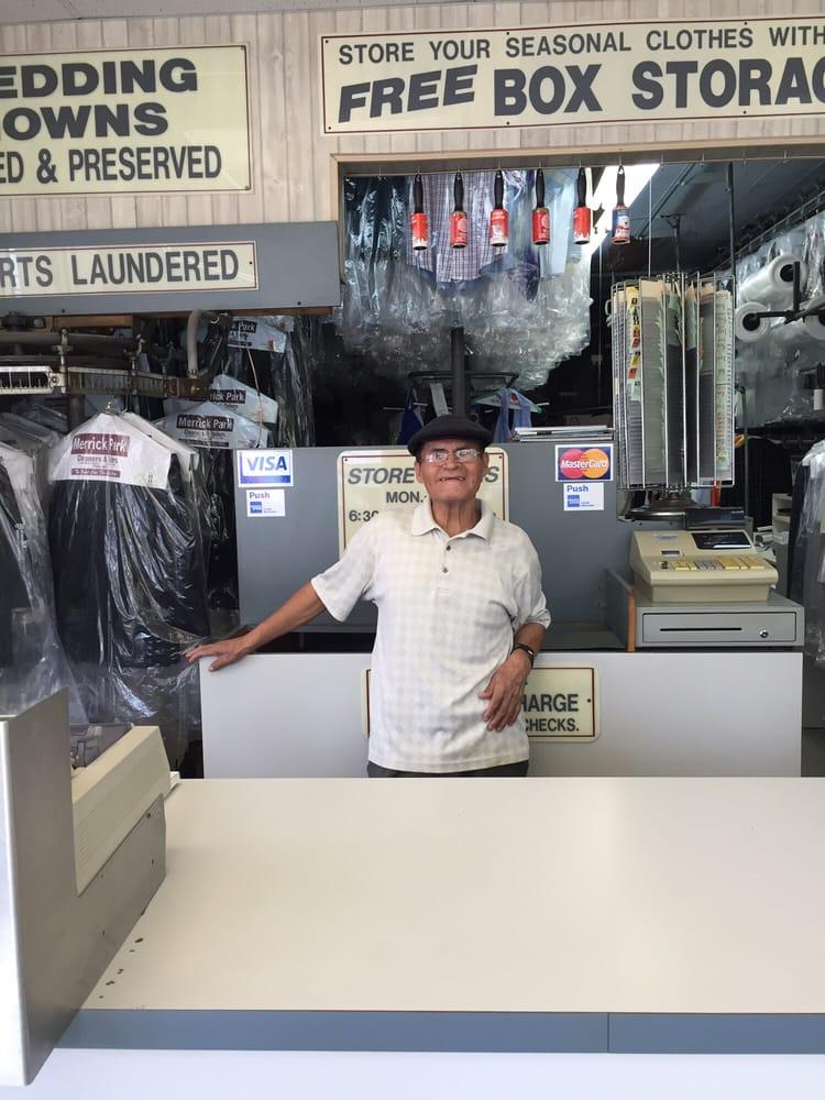 Merrick Park Cleaners: 36 Merrick Ave, Merrick, NY