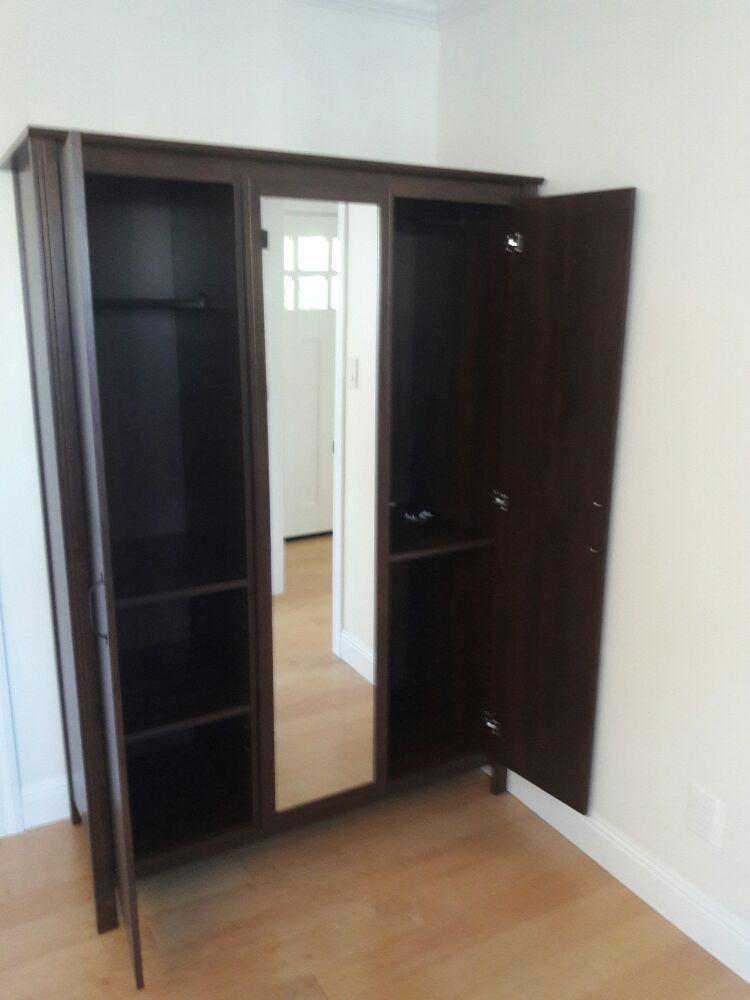 3 door wardrobe yelp. Black Bedroom Furniture Sets. Home Design Ideas