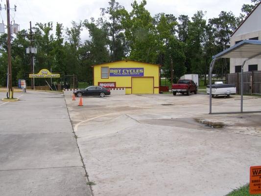 BBT Cycles 12822 Highway 105 W Conroe, TX Motorcycle Repair