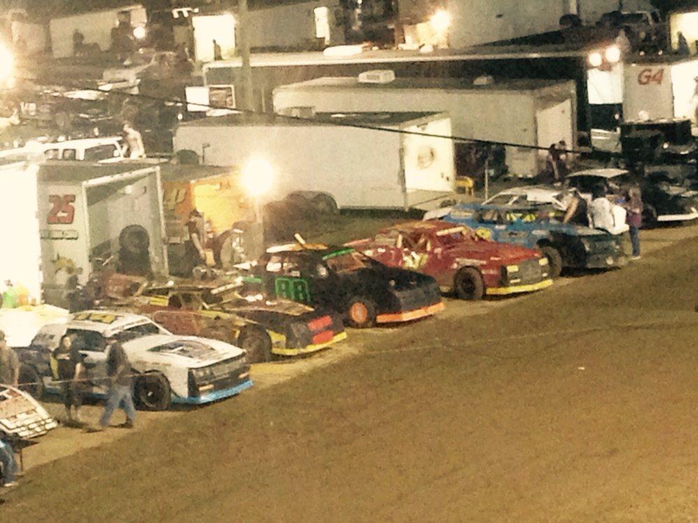 Jackson Motor Speedway: 5448 Old Byram Rd, Byram, MS