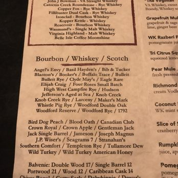 Photo Of The Whiskey Kitchen   Virginia Beach, VA, United States. Solid  Selection