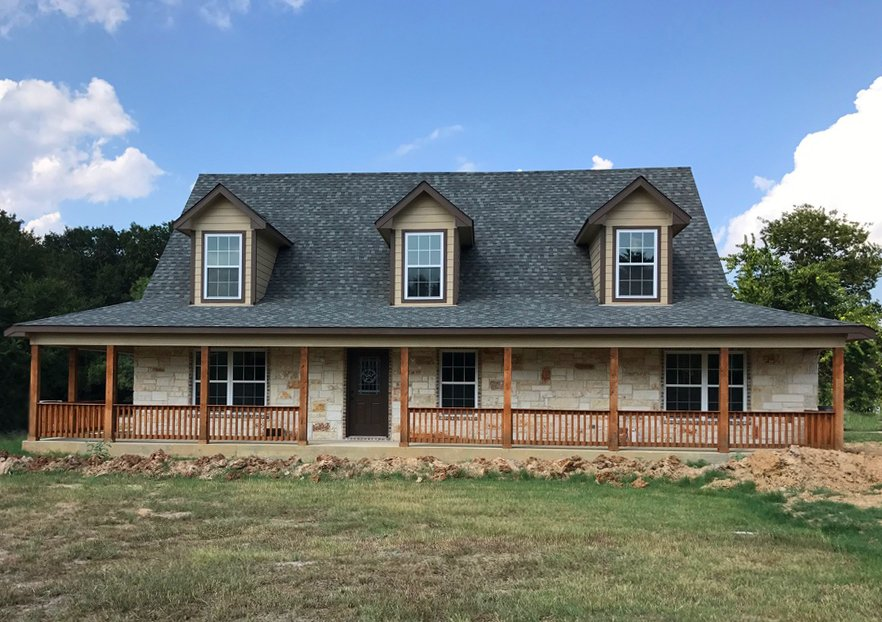United Built Homes: 1250 E I-20, Terrell, TX