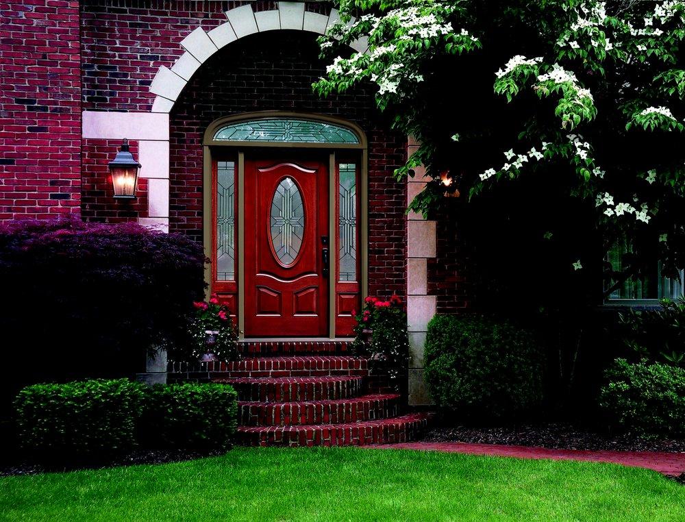 какую дверь поставить в частный дом входную