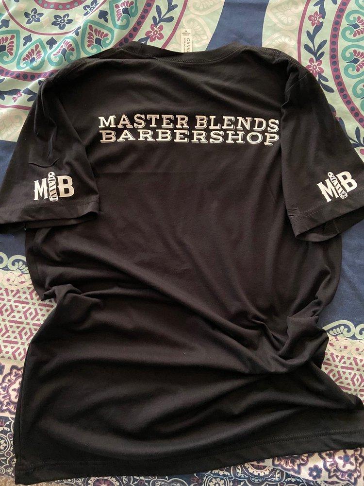 Master Blends Barbershop: 1000 E Eldorado Pkwy, Little Elm, TX
