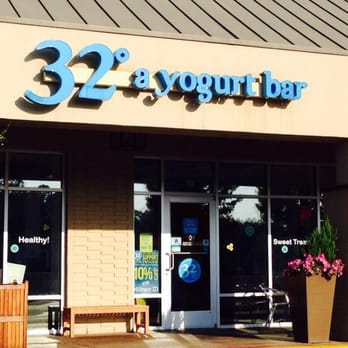 Photo Of 32 Degrees A Yogurt Bar