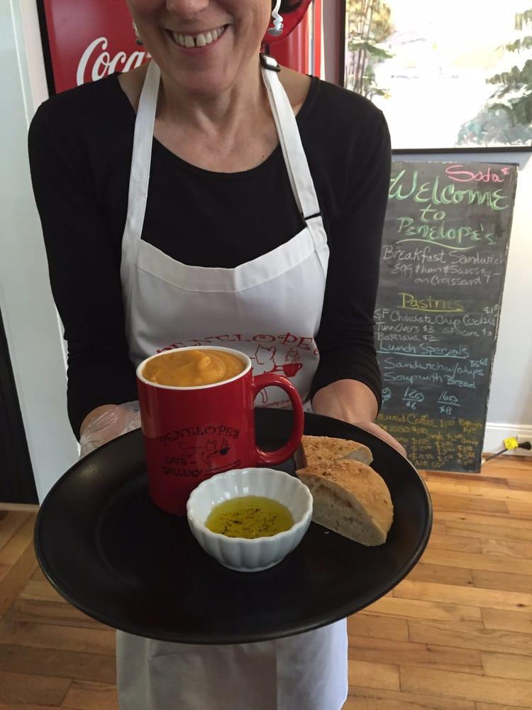 Penelope S Cafe Edinburg