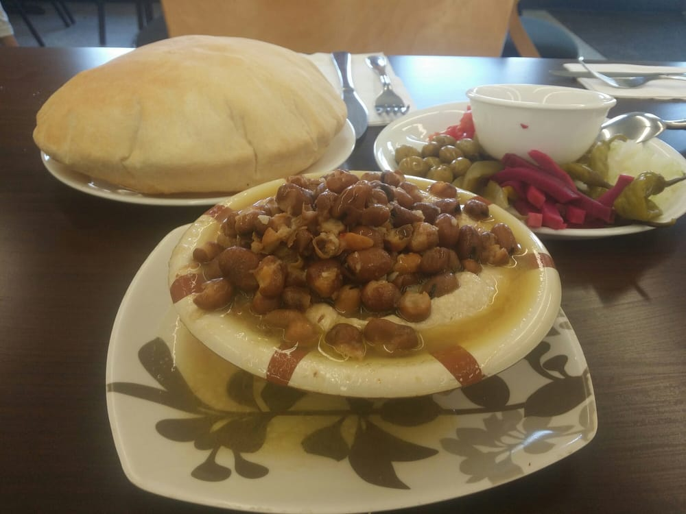 Hummus And Ful