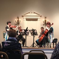 Photo Of Friday Musicale Jacksonville Fl United States Florida Chamber Music Project