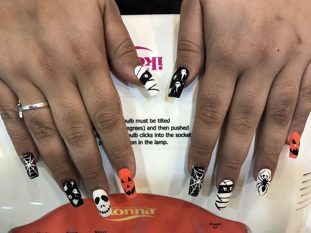 American Nails - 22 Photos & 47 Reviews - Nail Salons - 5455 ...