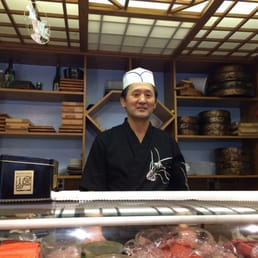 New City Sushi - New City, NY, United States. This place is awesome! This guy is extremely friendly and professional!