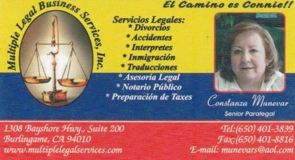 Multiple legal business services inc tax services 1308 photo of multiple legal business services inc burlingame ca united states company business card colourmoves