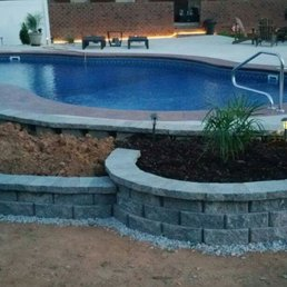 Photo Of Backyard Oasis Pools And Construction York Sc United States Custom