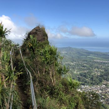Haiku Stairs Access Restricted 1110 Photos 359 Reviews