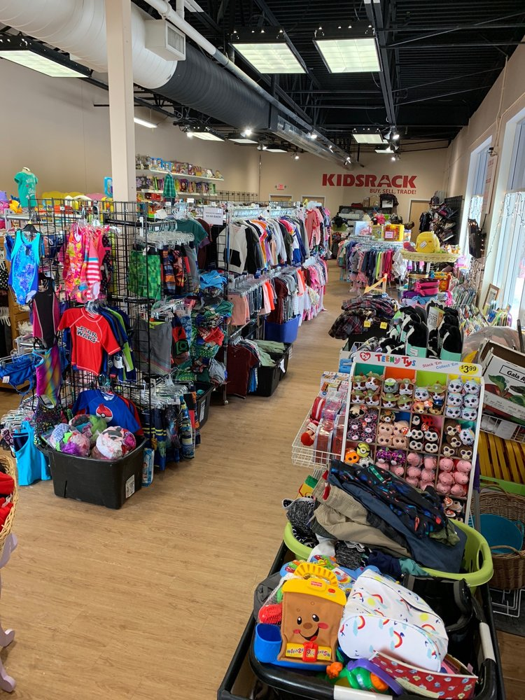 The Kids Rack: 11350 Aquila Dr N, Champlin, MN