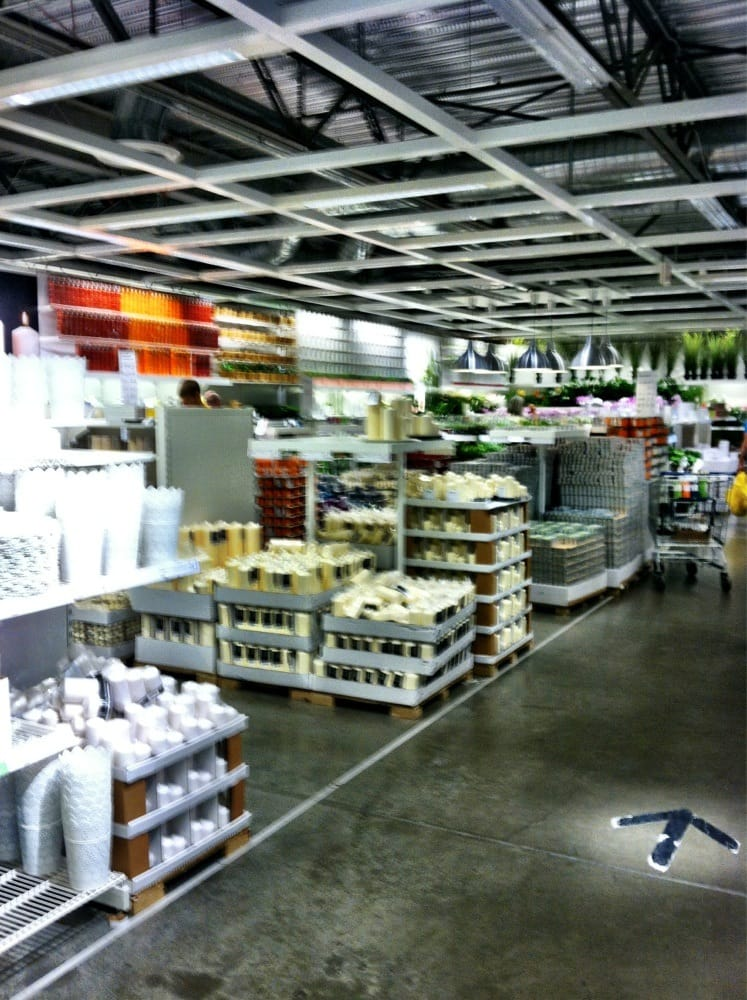 Garden and candle department yelp for Ikea in west sacramento
