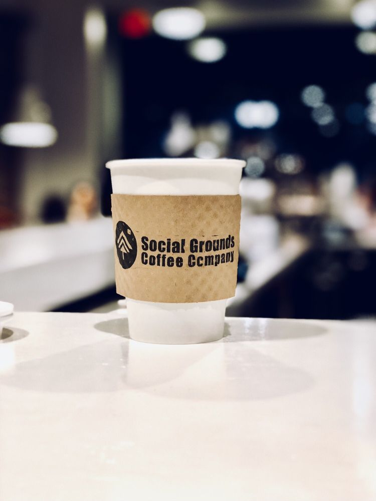 Social Grounds Coffee