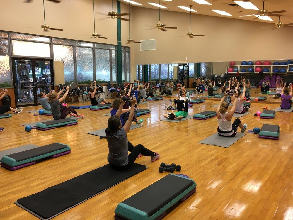 LiveWell Athletic Club: 1616 Tulane Dr, Lufkin, TX