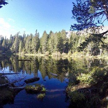 Floating Island Lake South Lake Tahoe