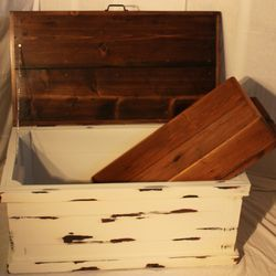 Photo Of Adams Furniture Restoration   Kimberley, BC, Canada. Coffee Table  Chest,