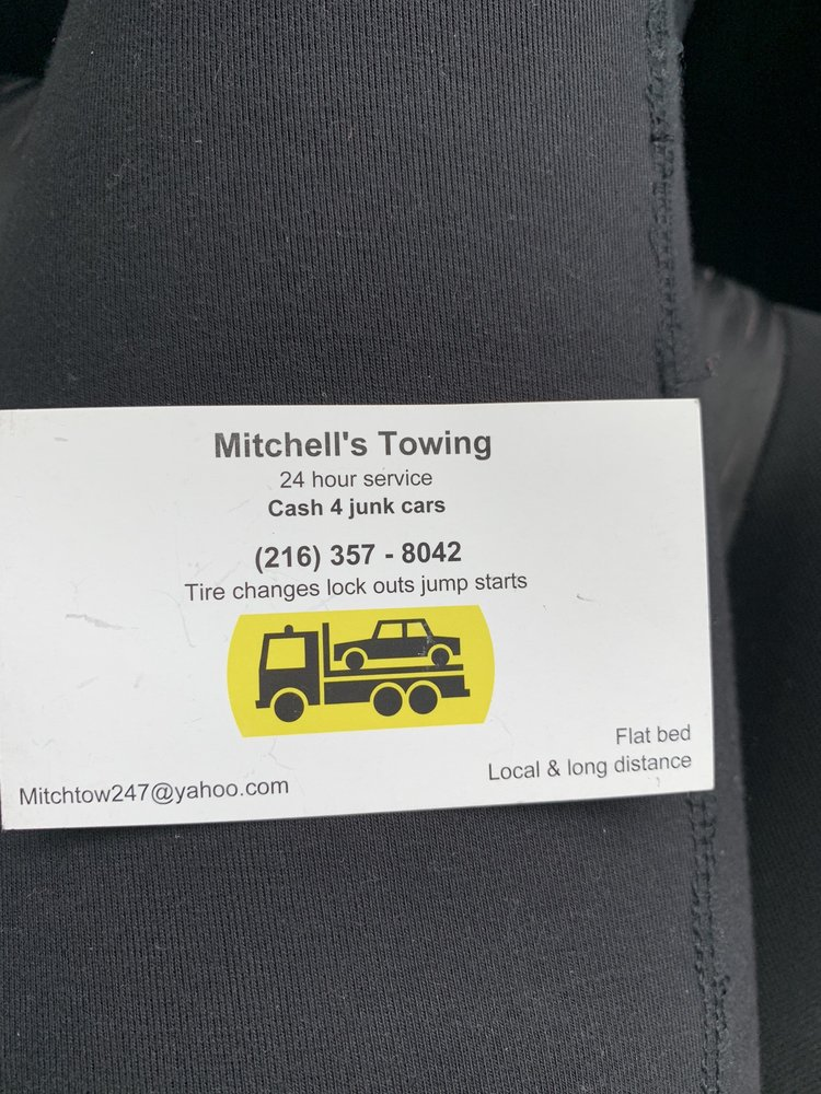Mitchell's Towing