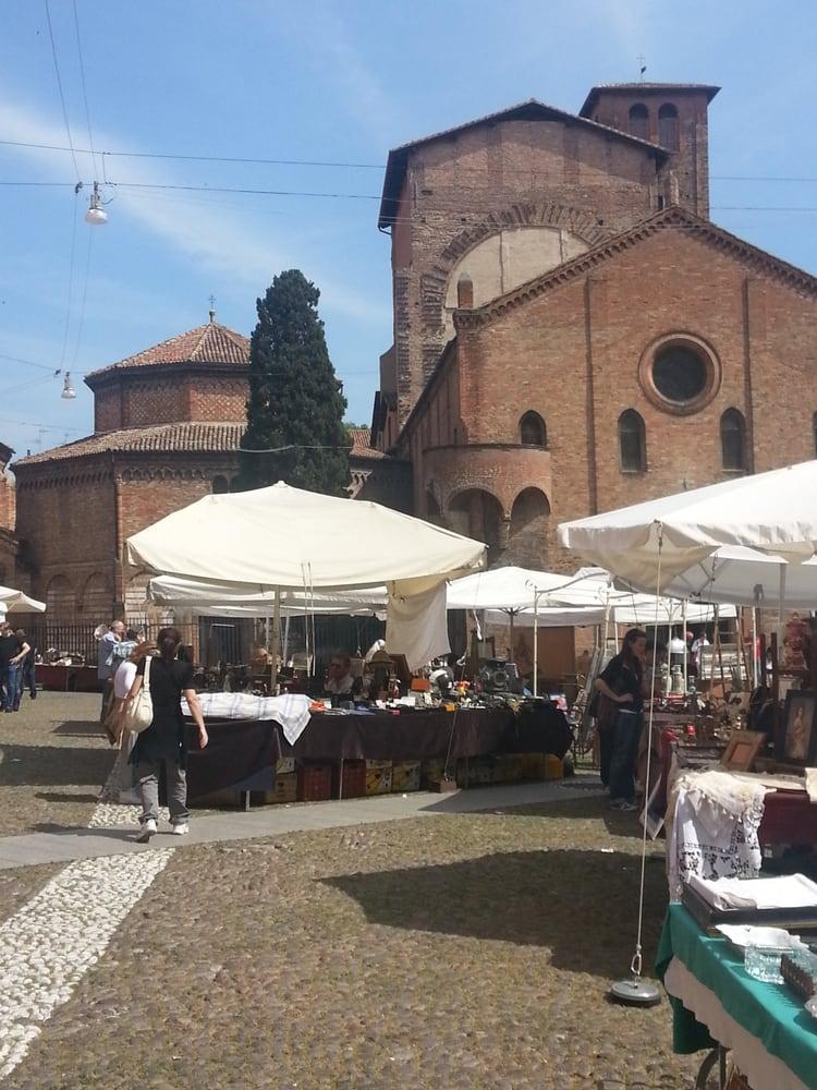 Mercatino dell antiquariato 14 photos markets via for Antiquariato bologna