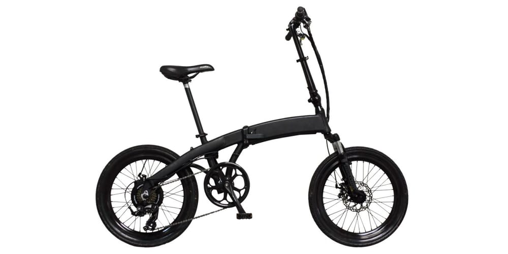 New For 2016 Motiv Quot Stash Quot Folding E Bike Yelp