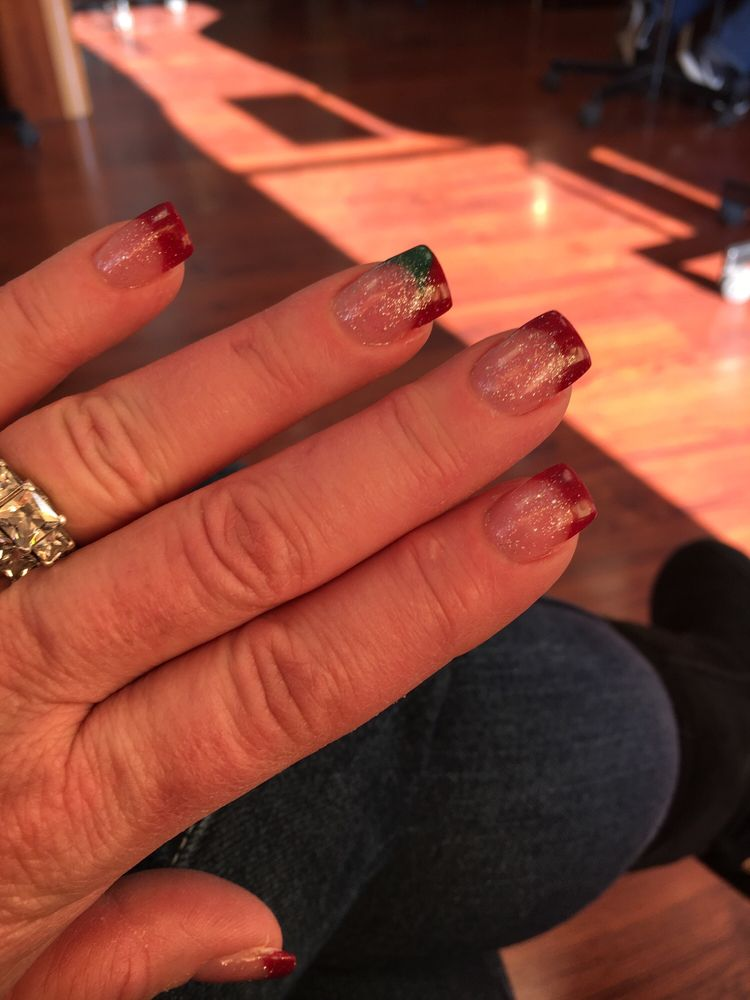 Thumbs Up Nail & Spa: 635 NE Hwy 99 W, McMinnville, OR