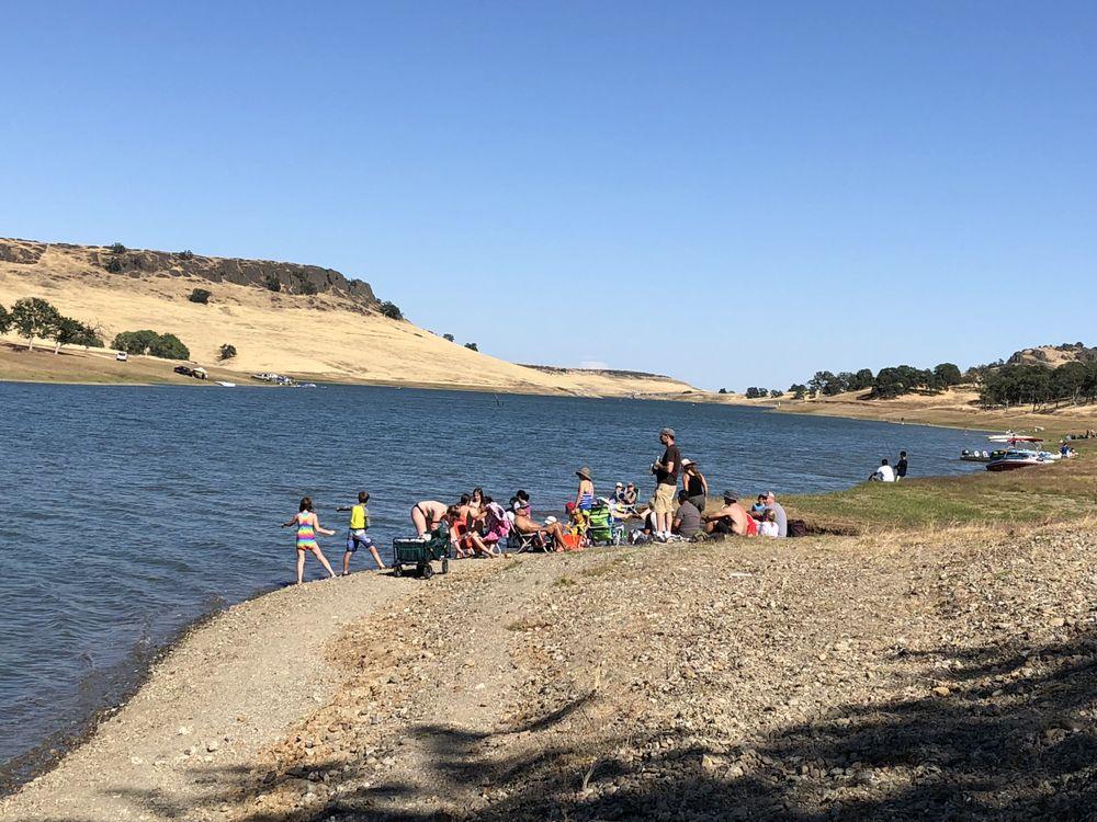 Buckhorn Recreation Area: 19225 Newville Rd, Orland, CA