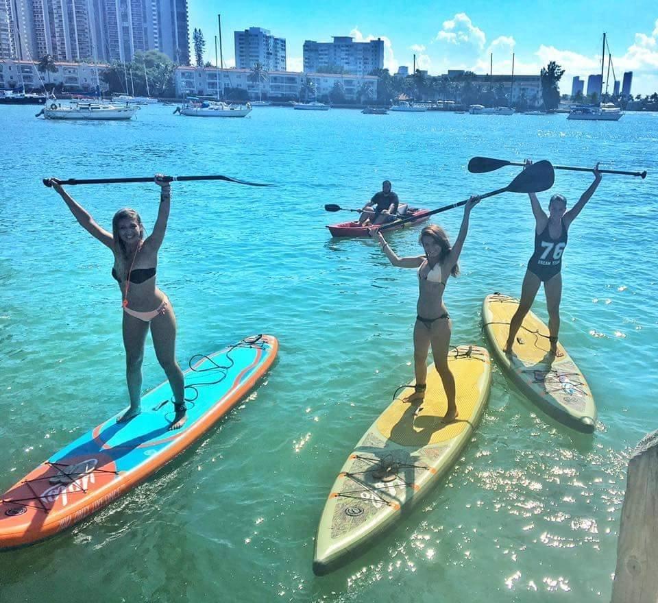 Photo Of Miami Beach Paddle Board Al Fl United States