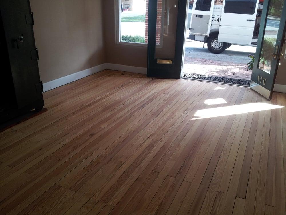 Advanced Hardwood Floors