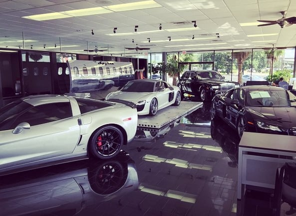 Expo Motor Cars Houston