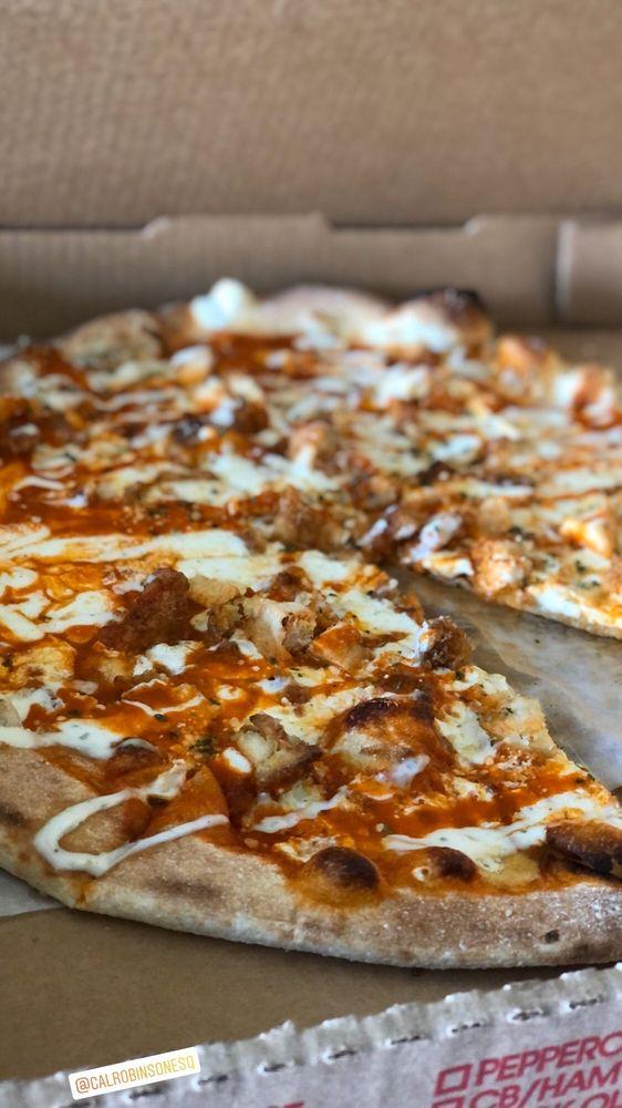 Dante's Coal Fired Pizza: 937 East Gulf Dr, Sanibel, FL