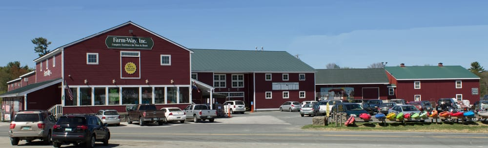 Farm-Way - Vermont Gear: 286 Waits River Rd, Bradford, VT