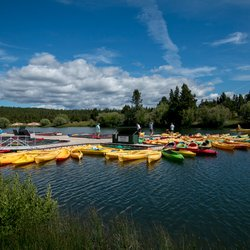 Photo Of Sunriver Resort Or United States The Marina